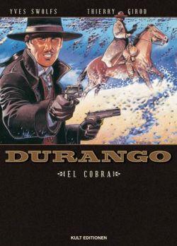 Durango 15: El Cobra HC - Das Cover