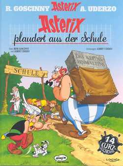 Asterix 32 - Das Cover