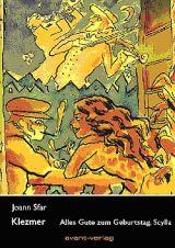 Klezmer 2: Alles Gute zum Geburtstag, Scylla - Das Cover