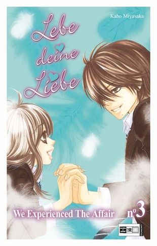Lebe deine Liebe 3 - Das Cover