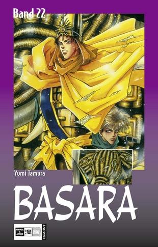 Basara 22 - Das Cover