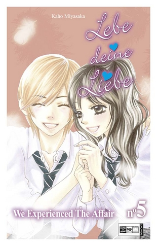 Lebe deine Liebe 5 - Das Cover