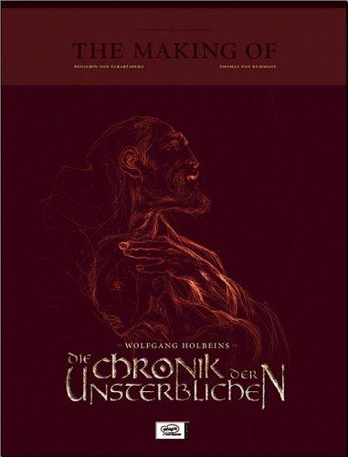 Making Of Die Chronik der Unsterblichen: Am Abgrund - Das Cover