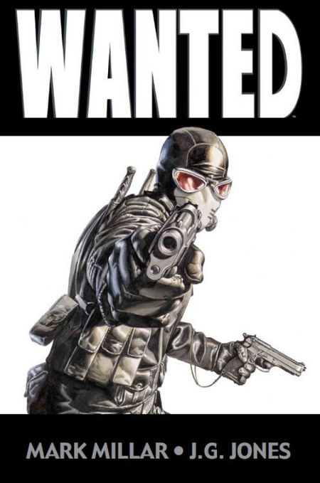 Wanted 1 - Das Cover