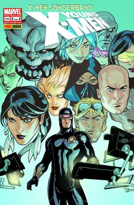 X-Men Sonderband: Young X-Men 2 - Das Cover