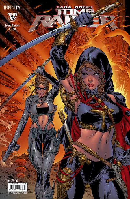 Tomb Raider 36 - Das Cover