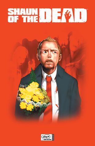 Shaun Of The Dead - Das Cover