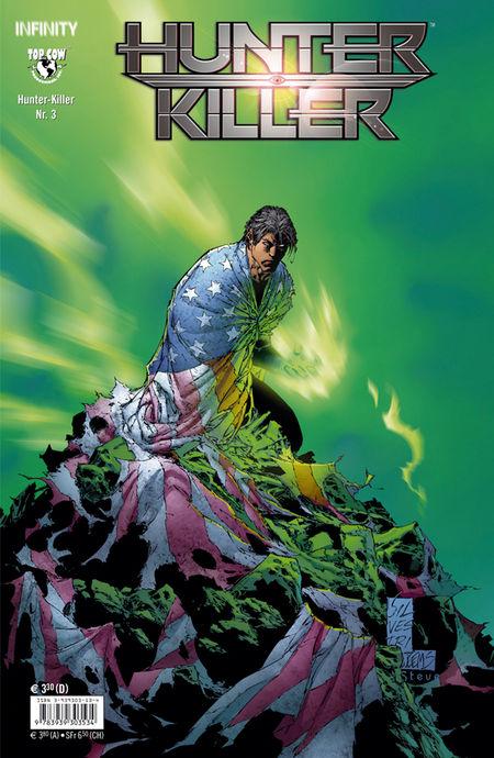 Hunter Killer 3 - Das Cover