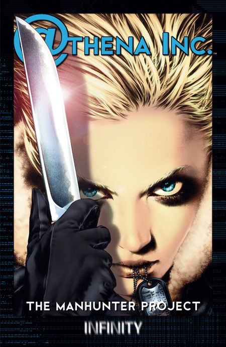 Athena Inc. 2 (von 2) - Das Cover