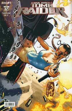 Tomb Raider 37 - Das Cover