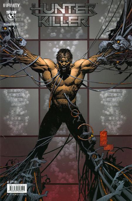 Hunter Killer 4 - Das Cover