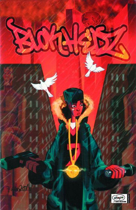 Blokhedz - Das Cover