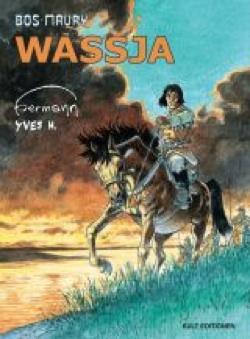 Die Türme von Bos Maury 14: Wassja - Das Cover