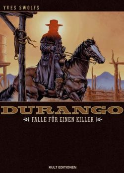 Durango 3: Eine Falle für einen Killer - Das Cover