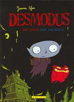 Desmodus 1 - Das Cover