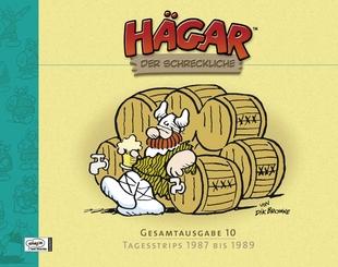 Hägar Gesamtausgabe 10 - Das Cover