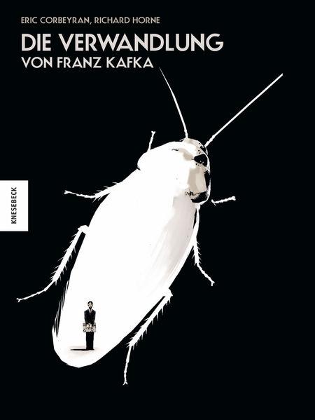 Die Verwandlung - Das Cover