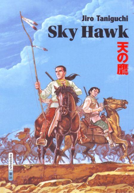 Sky Hawk - Das Cover