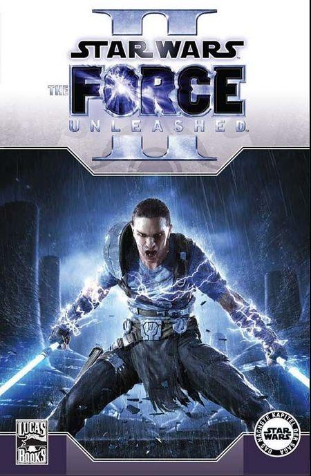 Star Wars Sonderband 58: The Force Unleashed II Comic zum Game - Das Cover