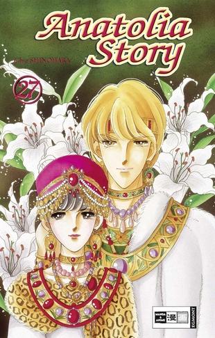 Anatolia Story 27 - Das Cover