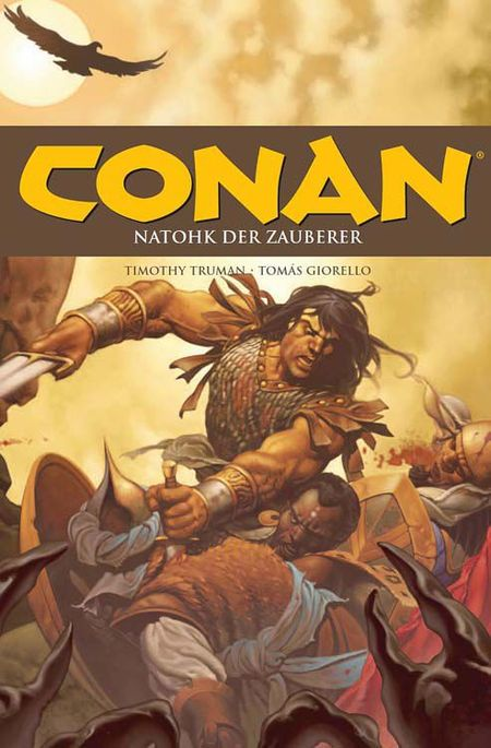 Conan 14: Nathok der Zauberer - Das Cover