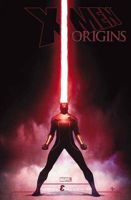 Marvel Exklusiv 90: X-Men Origins 2 SC - Das Cover