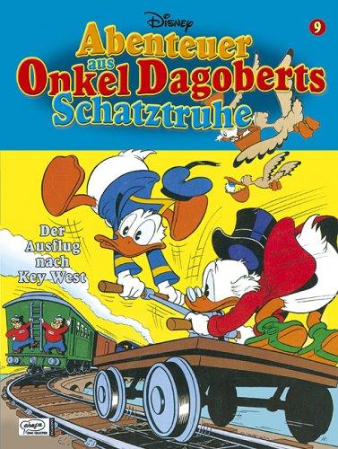 Onkel Dagoberts Schatztruhe 9 - Das Cover