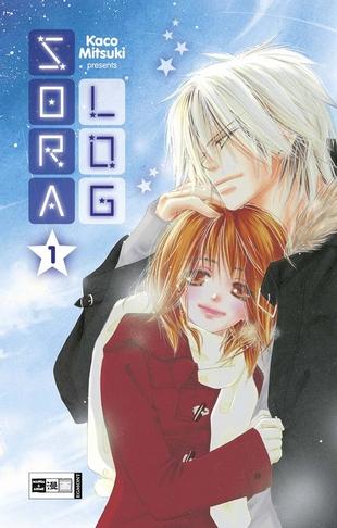 Sora Log 01 - Das Cover