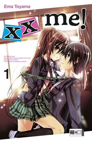 XX Me! 01 - Das Cover