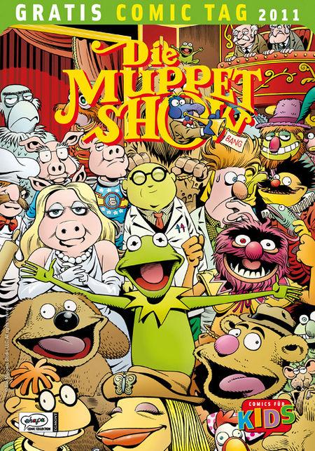 Die Muppet Show - Das Cover