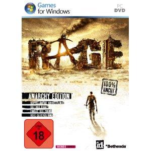 Rage - Anarchy Edition [PC] - Der Packshot