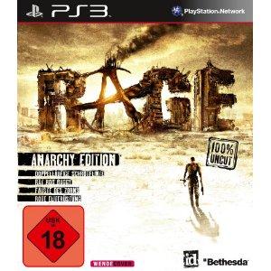 Rage - Anarchy Edition [PS3] - Der Packshot