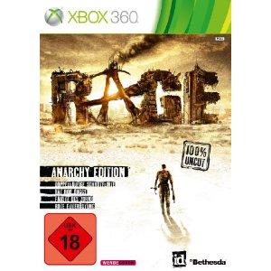 Rage - Anarchy Edition [Xbox 360] - Der Packshot
