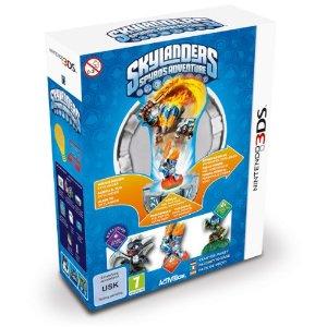 Skylanders: Spyro's Adventure - Starter Pack inkl. 3 Figuren [3DS] - Der Packshot