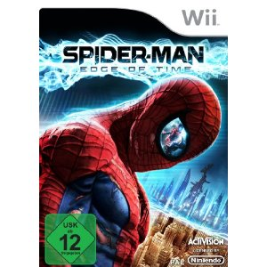 Spider-Man: Edge of Time [Wii] - Der Packshot
