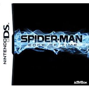 Spider-Man: Edge of Time [DS] - Der Packshot