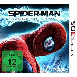 Spider-Man: Edge of Time [3DS] - Der Packshot