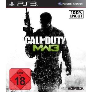 Call of Duty: Modern Warfare 3 [PS3] - Der Packshot