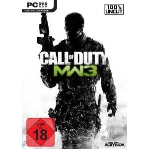 Call of Duty: Modern Warfare 3 [PC] - Der Packshot