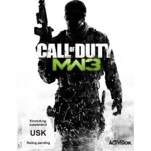 Call of Duty: Modern Warfare 3 [Wii] - Der Packshot
