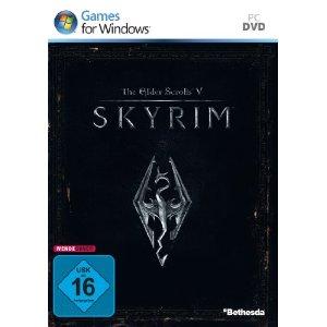 The Elder Scrolls V: Skyrim [PC] - Der Packshot