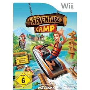 Cabela's Adventure Camp [Wii] - Der Packshot
