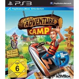 Cabela's Adventure Camp (Move) [PS3] - Der Packshot