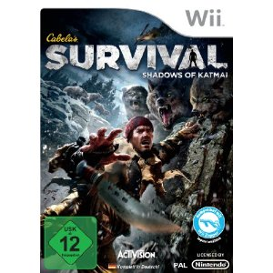 Cabela's Survival: Shadows of Katmai [Wii] - Der Packshot