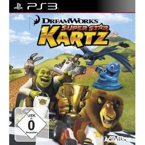 DreamWorks Superstar Kartz [PS3] - Der Packshot