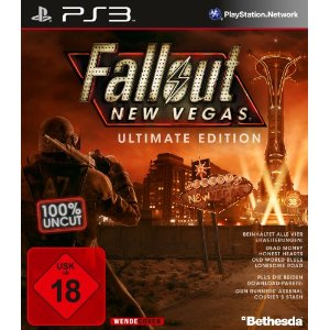 Fallout: New Vegas - Ultimate Edition [PS3] - Der Packshot