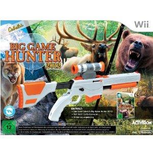 Cabela's Big Game Hunter 2012 - Bundle (inkl. Top Shot Elite Gun Controller) [Wii] - Der Packshot
