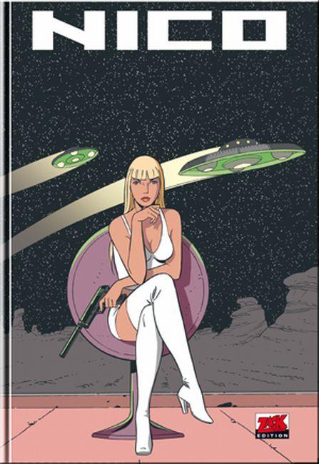 Nico 1: Atomium Express VZA - Das Cover