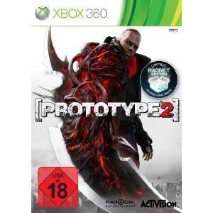Prototype 2 - Limited Radnet Edition [Xbox 360] - Der Packshot