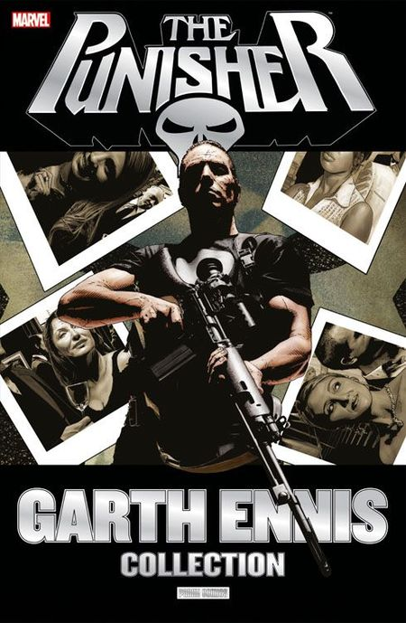 The Punisher: Garth Ennis Collection 9 SC - Das Cover